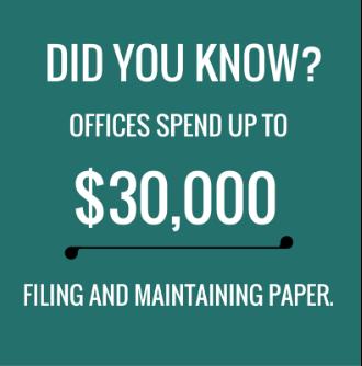 paperless business fact