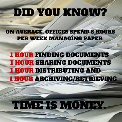 paperless-recordkeeping-statistic